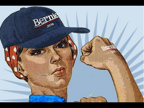 Please Stop Calling Sanders a Feminist